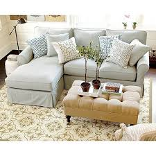 baldwin sectional slipcover left arm chaise u0026 right arm loveseat