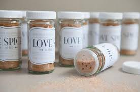 Baking Favors by 10 Diy Wedding Favors For Every Diy Level Weddbook