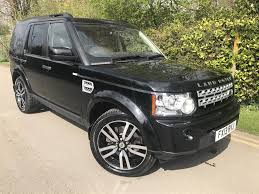 used land rover discovery for sale used 2013 land rover discovery sdv6 hse luxury for sale in eynsham