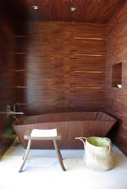 wooden bathtubs relaxing and chill wooden bathtubs