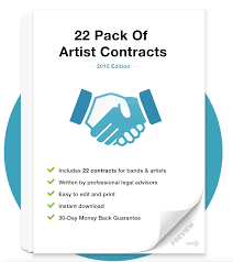 doc 585800 band contract template u2013 band contract template 5