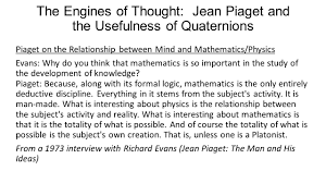 the culture of quaternions ppt download