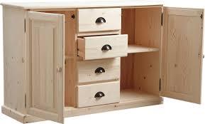 meubles de cuisine en bois brut a peindre cuisine bois brut a peindre