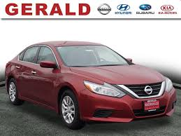 nissan altima 2016 exterior featured used cars in naperville gerald nissan of naperville