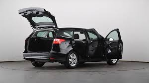 ford crossover black used ford focus 1 6 125 titanium navigator 5dr powershift black