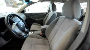 nissan altima coupe charlotte nc 2009 nissan altima 2 5s cvt stk 29990a for sale at trend