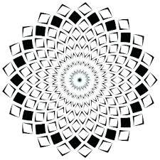 printable optical illusions illusion coloring pages optical illusions coloring pages free visual