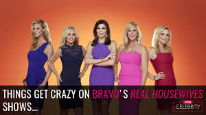 is the u0027real housewives u0027 series scripted the drama is too much to