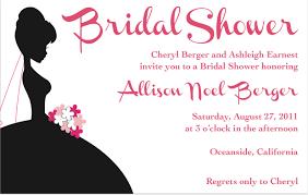 Bridal Shower Invitation Cards Samples Inexpensive Bridal Shower Invitations Dhavalthakur Com