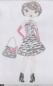 fashion design sketch portfolio art drawing fashion angels