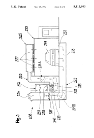 Spray Booth Ventilation System Patent Us5113600 Combination Paint Spray Booth Drying Oven With