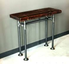 galvanized pipe table legs pipe leg table hiremail info