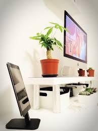 shelf mac desks