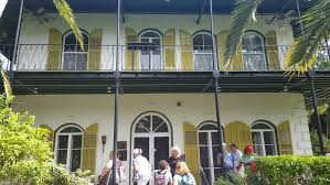 Hemingway House Key West Visiting Key West And The Hemingway House Travelgumbo
