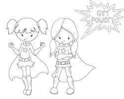coloring pages superhero coloring pages print free printable