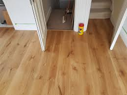 Soundproof Underlay For Laminate Flooring Eco Hardwood Colorless With Acoustic Underlay Installed In The
