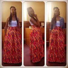 african print maxi skirts a success solo flair