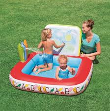 Inflatable Pool Target Kids Swimming Pool Inflatable Summer Toy Play Learn U0026 Draw