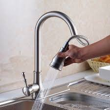 nickel kitchen faucets 2017 luxury top quality brushed nickel kitchen sink water taps