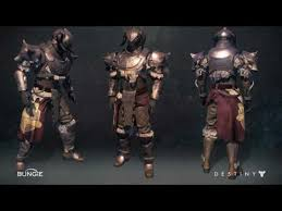 destiny rise of iron how to acquire the days of iron set w