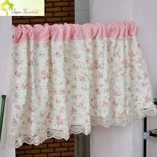 Kitchen Curtain Valance by Online Get Cheap Kitchen Curtains Valances Aliexpress Com