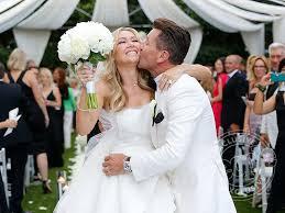 dwts kym johnson and robert herjavec get married com