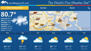Local Weather Map Forecast Archives Android Police Android News Apps Games