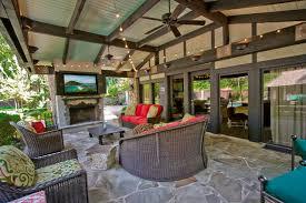 Outdoor Entertainment - patio area ideas outdoor entertainment area traditional patio