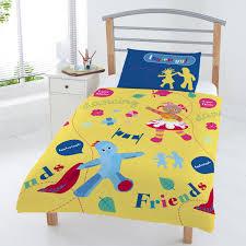 Fireman Sam Bedroom Furniture by Disney And Character Junior Duvet Cover Sets Paw Patrol Marvel