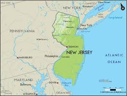 Washington New York Map by New York Map New Jersey Map Travel Holiday Vacations