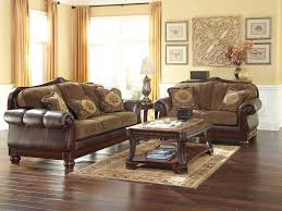 Leather And Fabric Living Room Sets Leather And Fabric Living Room Sets Living Room Design Ideas