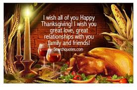 happy thanksgiving to all you thanksgiving blessings