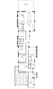 house designs home designs plunkett homes ardross single storey narrow home design floor plan western australia