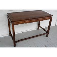 asian style sofa table henredon asian style console table chairish