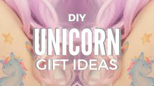 diy unicorn gift ideas diy temporary tattoos u0026 mug youtube