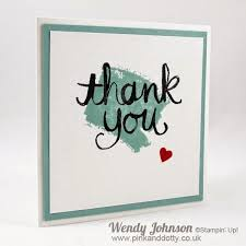 simple thank you card 28 images made thank you cards search