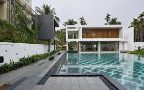 gallery of pool house abin design studio 1