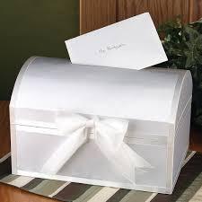 Treasure Chest Favors by Treasure Chest Wedding Card Box