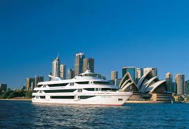 sydney harbour cruises top deck lunch cruise sydney harbour