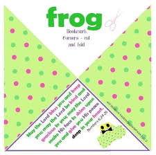 a frog in a sleeping bag or just a froggy party sleepover