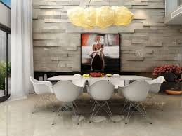 our fave colorful dining rooms room scenic wall unit ideas hall