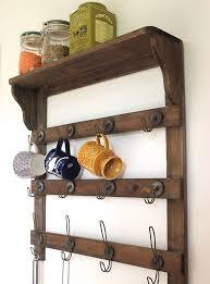 Pottery Barn Wall Shelves How To Make A Wall Shelf With Hooks Wall Shelf With Hooks Black