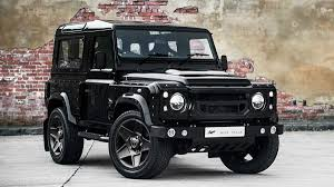 land rover defender 2016 khan kahn says goodbye to the defender with special u0027end u0027 edition