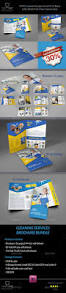 cleaning services brochure bundle template cleaning service