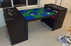 Diy Lego Table by Diy Ikea Bookshelves Lego Table Lifehacker Australia