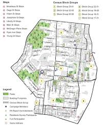 Map Of Cincinnati Community Design Center