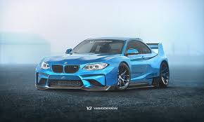 bmw concept csl bmw m2 csl rendering looks like it eats the cayman gt4 for