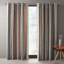 Orange Thermal Curtains Orange Curtains Orange Ready Made Curtains Orange