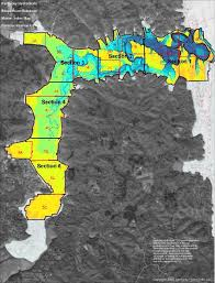 map kentucky lakes rivers sidescan sonar kentucky lake blood river