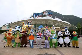 hong kong tourist bureau park hong kong